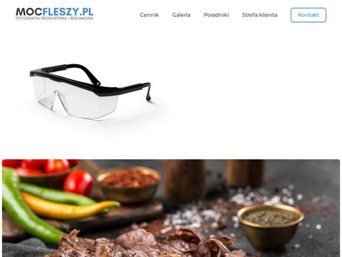 MocFleszy.pl - fotografia produktowa