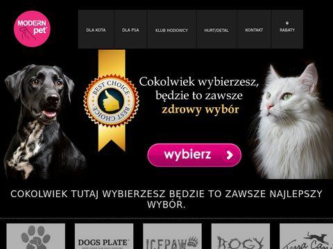 Karma ZiwiPeak zawsze w Modern Pet