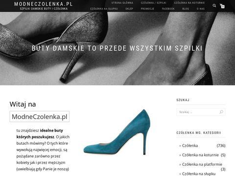 ModneCzolenka.pl - szpilki, czółenka i buty online