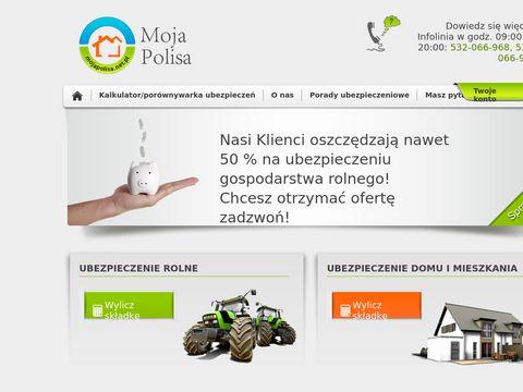 Polisa ubezpieczenia rolniczego