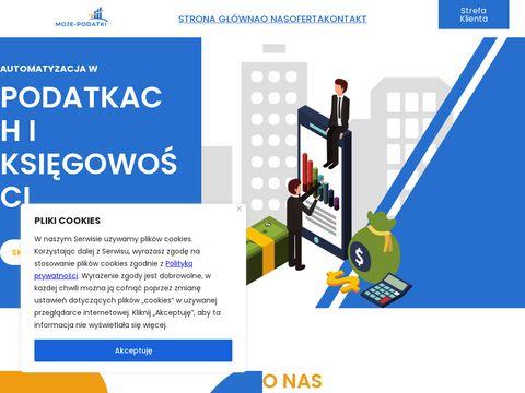 Www.moje-podatki.pl Biuro rachunkowe BÅ'onie
