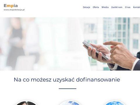 Mojedotacje.pl