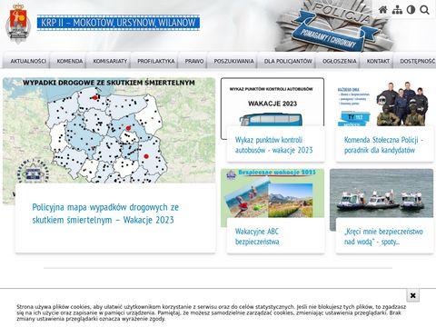 Komenda Rejonowa Policji Warszawa II