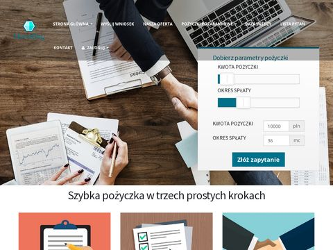 Po偶yczki dla zad艂u偶onych - monebay.pl