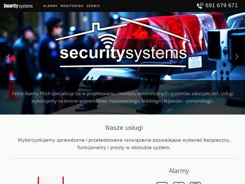 Instalacje Monitoringu PÅ'ock