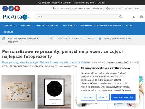 Obraz ze zdjęć | mozaikowo.pl