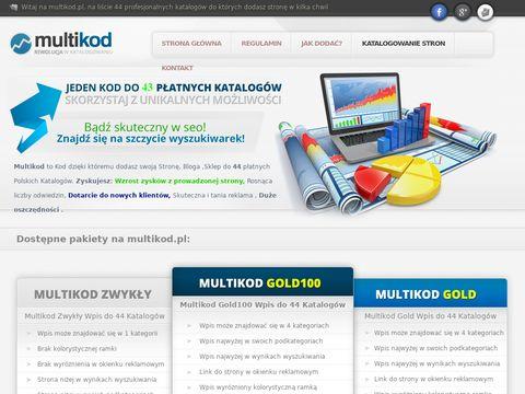 Multikod.pl - Spis Katalogów
