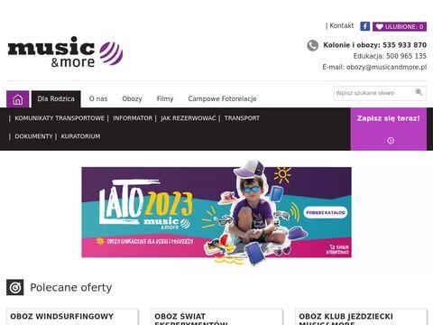 Najlepszy sklep muzyczny musicandmore.pl