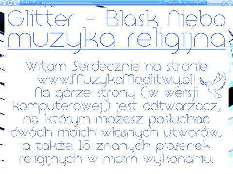 Muzykamodlitwy.pl - Muzyka Religijna - Glitter