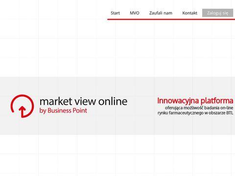 Business Point - monitoring gazetek aptecznych