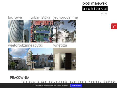 MWH ARCHITEKCI wnÄ™trza biurowe Warszawa