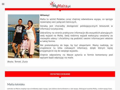 MyMalta.pl - wszystko o Malcie