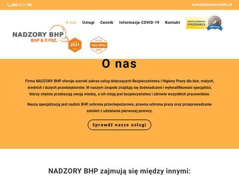 Nadzory BHP - sporz膮dzanie protoko艂贸w BHP