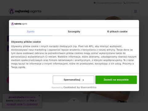 Porównywarka OC - najtaniejuagenta.pl