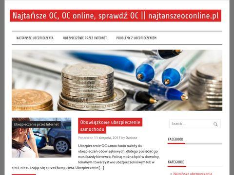 Najtanszeoconline.pl