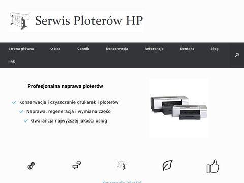 Naprawaploterow.com - naprawa ploterów z Poznania