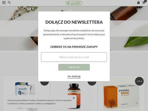 Sklep ekologiczny z bio kosmetykami- Naturbio.pl