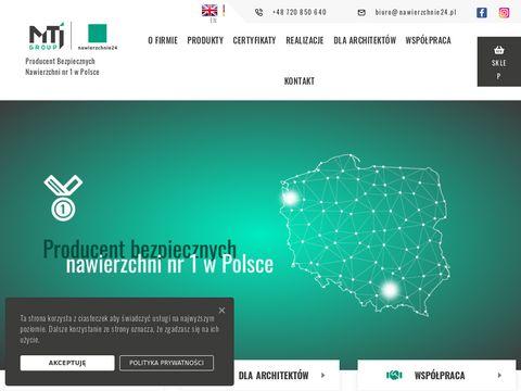 Bezpieczne nawierzchnie - nawierzchnie24.pl