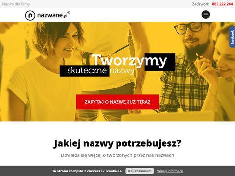 Nazwane.pl – naming i renaming