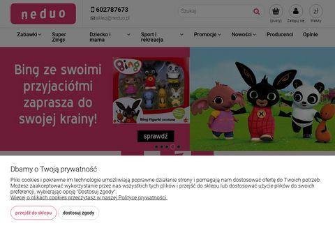 Neduo - sklep online z zabawkami dla dzieci