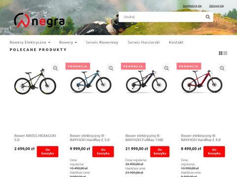Sklep Turystyczno - Sportowy   Negra Sport