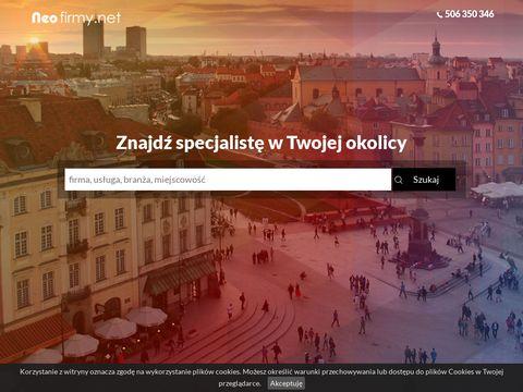 NeoFirmy - Katalog i Wyszukiwarka polskich firm
