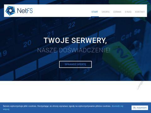 NetFS - Administracja serwerami - SysOps