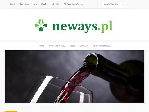 Suplementy diety - Neways