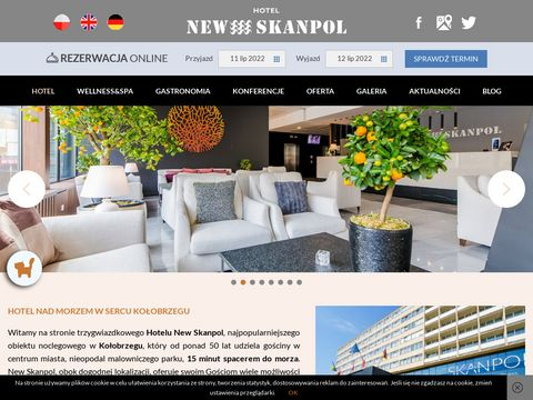 Hotel na wakacje ko艂obrzeg - newskanpol.pl