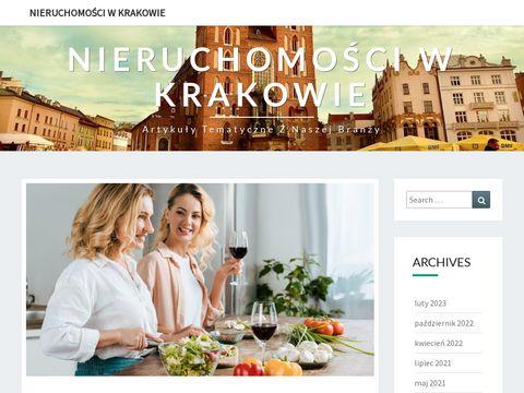 Blog nieruchomosciwkrakowie.pl