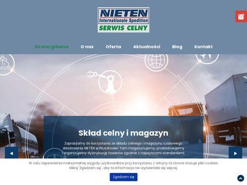 Www.nieten.net.pl Serwis celny warszawa