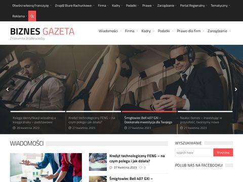 NiezbÄ™dnik firmy - WÅ'asny biznes