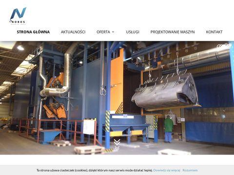 Www.nobos.pl Piece przemysłowe