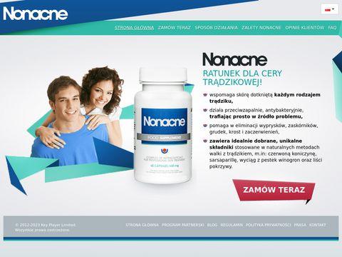 Nonacne.pl - Nonacne na trądzik