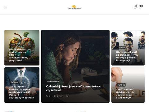 Nootropy.pl - blog o suplementach mózgu