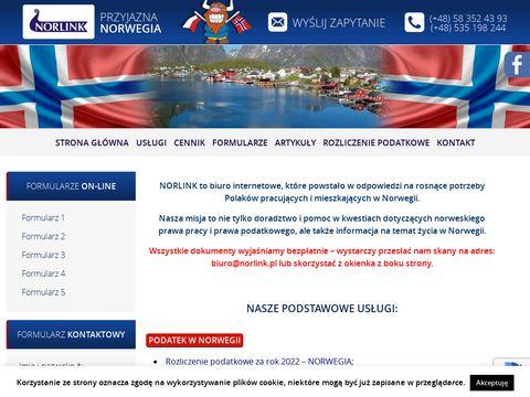 Prawo pracy norwegia