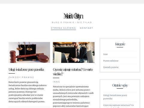 Notariusz Olsztyn, Kancelaria notarialna w Olsztynie