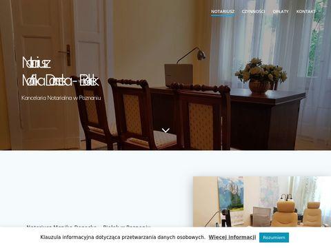 Www.notariusz-danecka.pl