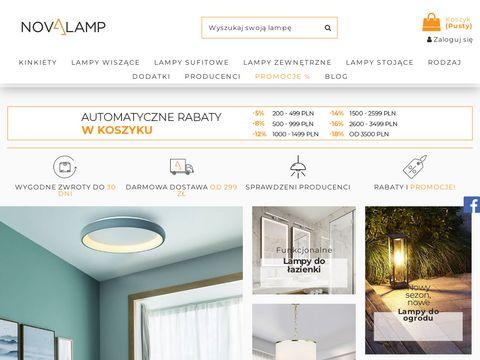 Novalamp - sklep z lampami