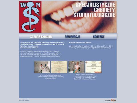 Periodontolog gdańsk