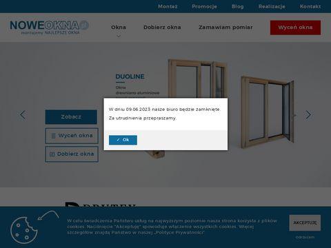 Okna plastikowe warszawa - noweokna.pl