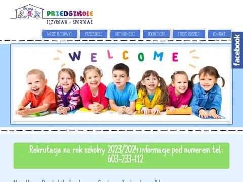 Przedszkole NPJS Warszawa