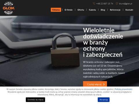Ochronaglok.pl agencja ochrony warszawa