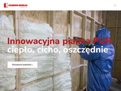 Symeria - Izolacje natryskowe Białystok