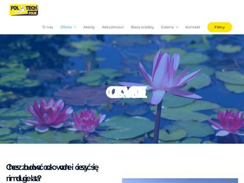 Stawy k膮pielowe - oczka-wodne.pl