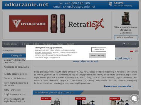 Odkurzacze Cyclo Vac - odkurzanie.net
