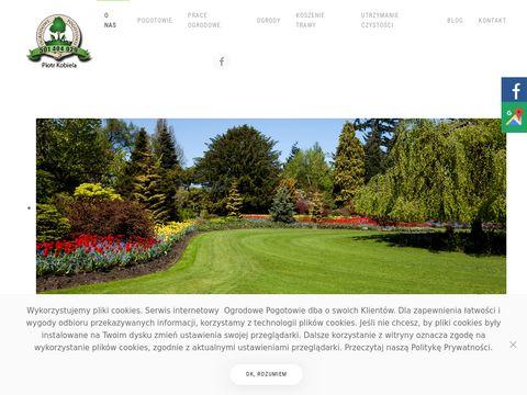 Ogrodowe-pogotowie.pl czyszczenie chodników