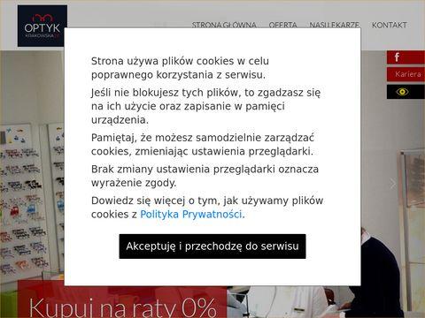 RONDO oprawki okularowe Opole