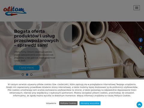 Www.olitom.pl Zabezpieczenia przejść