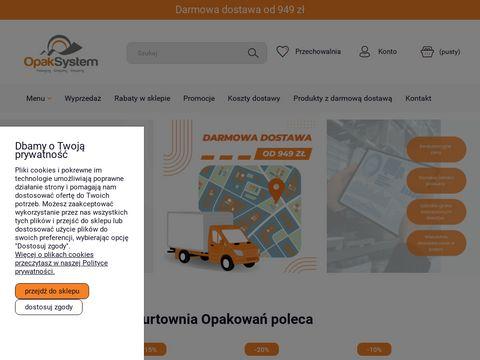 UrzÄ…dzenia do pakowania - Opaksystem.pl